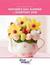 s day fruit bouquet 2016 fruit bouquets s day summer everyday design resource
