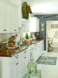 furniture white painted hardwood kitchen cabinet with brown brown varnishe corner storage kitchen island with maple butcher block