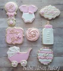 baby shower cookies baby cookies pinteres
