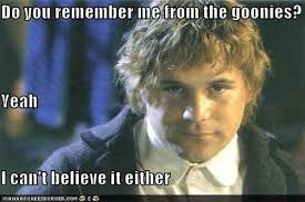 Goonies Meme - 21 things the goonies taught me