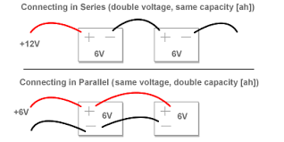 how to connect your battery in series or parallel printable version