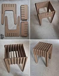 How To Make A Cardboard Chair Best 25 Cardboard Furniture Ideas On Pinterest Diy Furniture