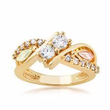 bridal gold ring black gold bridal sets shop black gold bridal