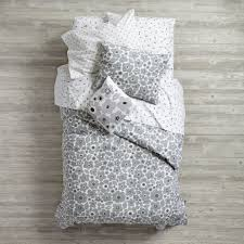 Land Of Nod Girls Bedding by Go Lightly Grey Girls Bedding The Land Of Nod