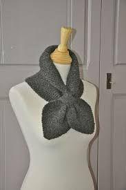 knitting pattern bow knot scarf the vintage pattern files 1930 s knitting bow knot or tuck in