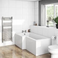 1500 baths epienso com orchard l shaped left handed shower bath victoriaplum