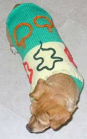 100 dog sweater patterns to knit at dogcatpin com