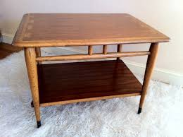 lane furniture coffee table vintage lane furniture side table really nice vintage lane flickr