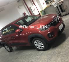 land rover iran iranian spec renault kwid spied inside out