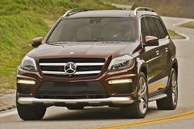 mercedes suv reviews 2015 mercedes gl class car review autotrader