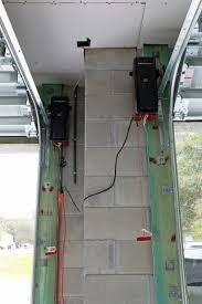 Liftmaster 8500 Garage Door Opener by 42x68 U0027iron Horse U0027 Garage Workshop Build Page 5 The Garage