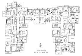 snn raj lake view master and floor plans snn builders