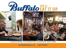 buffalo restaurant guide by matt steinberg issuu
