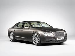 bentley flying spur modified leaked bentley continental flying spur gtspirit