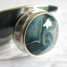 memorial jewelry for ashes everlasting glass cremation jewelry sterling silver cuff