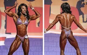 arnold sports weekend women u0027s physique international report