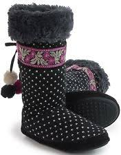womens slipper boots size 11 geometric size 11 slippers for ebay