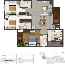 1400 sq ft 3 bhk 2t apartment for sale in deccan habitat deccan habitat 3bhk 3t 1 715 sq ft 1715 sq ft