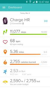 fitbit app android fitbit for android free and software reviews cnet
