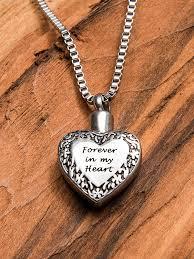 pet memorial jewelry pet memorial heart small pet supplies