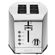 2 Slice White Toaster Krups 2 Slice Toaster U0026 Reviews Wayfair