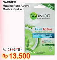 Masker Rambut Garnier promo harga masker rambut sachet terbaru katalog indomaret hemat id