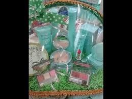 Paket Make Up Wardah Untuk Seserahan cara membuat parcel kosmetik pernikahan