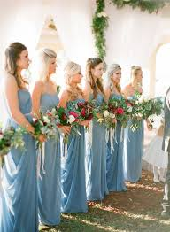 slate blue bridesmaid dresses best 25 dusty blue bridesmaid dresses ideas on blue