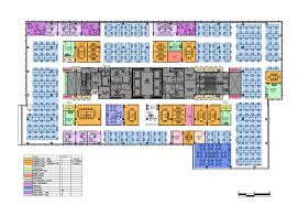 Floor Plan Of Office Building 680 Folsom Street Uli Case Studies