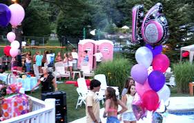 backyard birthday party ideas best internet trends66570 backyard birthday party ideas sweet 16 images
