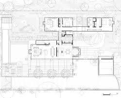 Houses Layouts Floor Plans by Montecito Residence Barton Myers Associates Architecture