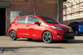 toyota usa 2017 2017 toyota yaris pricing for sale edmunds