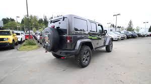 jeep rubicon recon 2017 jeep wrangler unlimited rubicon recon crystal metallic