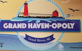 grand haven board of light and power grand haven opoly boardgame city of grand haven