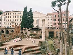 ancient rome milestone rome