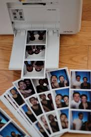 photo booth printer update diy wedding photo booth real diy wedding photo