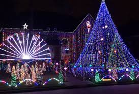 best houston neighborhoods and homes for viewing lights