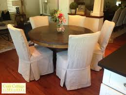 chair slip covers natural twill u0026 white twill com sure in the far background you can see my customers dining room chair slipcovers i made