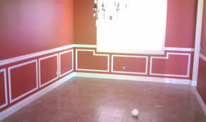 more affordable wainscoting with panel molding in temecula