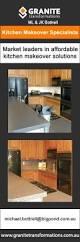 Kitchen Makeover Brisbane - granite transformations ml u0026 jk bottrell kitchen renovations