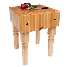 john boos butcher block table john boos ab07 10 maple top butcher block work table 30 l x 30 d