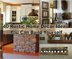 simple 80 rustic home ideas decorating design of 40 rustic home