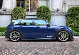 mini jeep body mini clubman and countryman jcw could have 300 hp autoevolution
