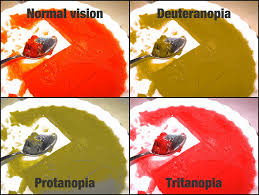 Yellow Red Color Blindness How To Design For Your Color Blind Audience Inspirationfeed