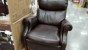 home theater loveseat recliners recliner alarming power recliner love costco leather sofa