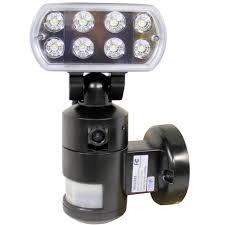 motion light security camera versonel vslnwp802b nightwatcher pro led security motion recording