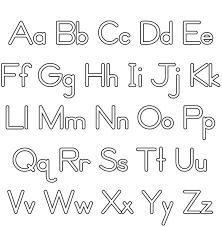 alphabet coloring pages alphabet
