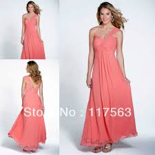 coral pink bridesmaid dresses cocktail dresses 2016
