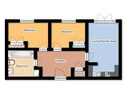 apartment blueprints modern 2 bedroom apartment floor plans shoise com
