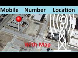 find location of phone number on map how to find the mobile number current location in map